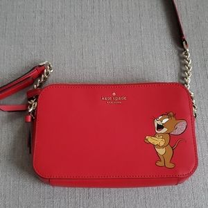Kate spade Tom & Jerry crossbody bag